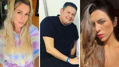 """Lívia Andrade é desmentida ao acusar Pétala Barreiros de 'rondar casa do ex': """"Mora na mesma rua"""""""