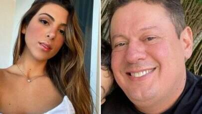 """Ex-marido de Pétala Barreiros afirma que não irá se pronunciar sobre polêmicas: """"Segredo de justiça"""""""