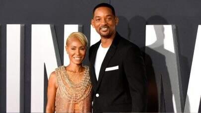 """Will Smith afirma que possui relacionamento aberto com esposa e surpreende: """"Definição de amor"""""""