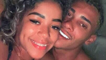 """Grávida do terceiro filho, ex-namorada de MC Poze posta reflexão após término: """"Ter paciência"""""""