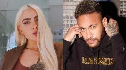 """Jade Picon surge em jogo do PSG, após suposto affair com Neymar Jr e web reage: """"Tá rolando!"""""""