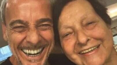 Morre Rosa Linda Maria Borges, mãe do ator Alexandre Borges