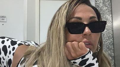 """Valesca Popozuda exibe novo look em pose inusitada e deixa fãs encantados: """"Rainha do funk """""""