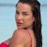 "Ex-BBB Gabi Martins mostra dia de praia nas Maldivas: ""Vivendo no paraíso"""