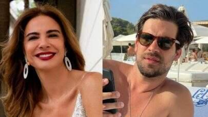 Luciana Gimenez está namorando economista há dois meses