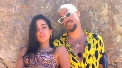 """Lipe Ribeiro recorda affair com Anitta: """"Virada de chave na minha vida"""""""