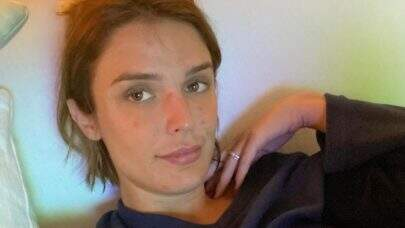 Grávida, Rafa Brites sofre acidente doméstico ao socorrer filho