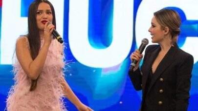 """Juliette surpreende ao cantar com Sandy e web vai à loucura: """"O feat que precisava"""""""