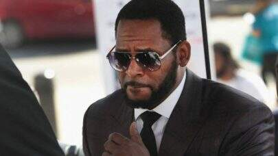 Rapper R. Kelly é condenado por tráfico sexual de mulheres e menores de idade