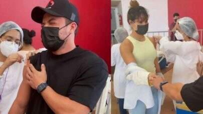 Defesa de Wesley Safadão pede acordo ao MP para substituir punição no caso da vacinação irregular