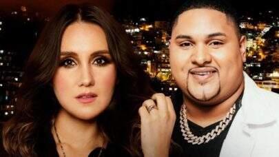 """Dulce María se joga no funk na parceria musical com Kevin O Chris em """"Ela Tá Movimentando"""""""