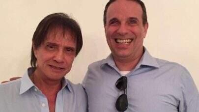 Morre Dudu Braga, filho do cantor Roberto Carlos, aos 52 anos