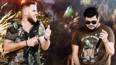 """Zé Neto e Cristiano lançam seu novo sucesso; confira o vídeo musical de """"Beijou Meia Cidade"""""""