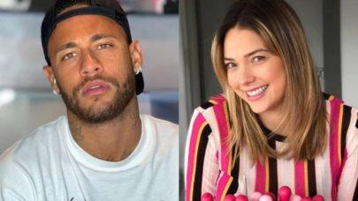 """Neymar faz declaração à mãe de seu filho, Carol Dantas, e surpreende web: """"Te amo!"""""""