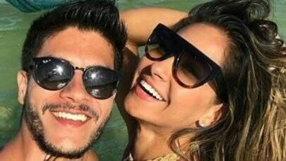 """Mayra Cardi esclarece motivo de reconciliação com Arthur Aguiar e choca web: """"Hoje eu tenho certeza"""""""