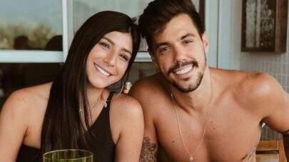 """Yá Burihan assume beijo em ex-namorado, Lipe Ribeiro, após polêmica de traição: """"Uma recaída"""""""