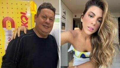 Confirmado! DNA prova que filho de Pétala Barreiros é de Marcos Araújo, diz colunista