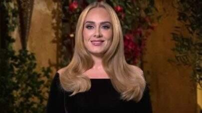 Durante live, Adele divulga trecho de sua nova música e fala de sua relação com outros cantores