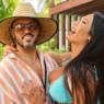 """Gracyanne Barbosa e Belo curtem viagem romântica de férias: """"Foi lindo!"""""""