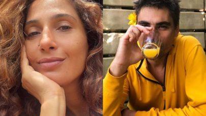 """Camila Pitanga assume namoro com professor de filosofia: """"Amarelo é a cor mais quente"""""""
