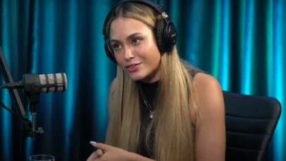 """Sarah Andrade irrita cactos ao dizer que Gil ganha mais dinheiro que Juliette: """"Tá fazendo mais"""""""