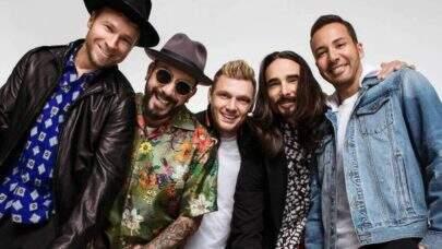 Show adiado dos Backstreet Boys em São Paulo é remarcado; confira a nova data