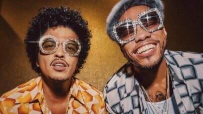 Bruno Mars e Anderson .Paak anunciam data do lançamento do primeiro álbum do Silk Sonic; confira!